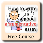 How to write a good argumentative essay - free online course