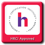 HRCI Approved Provider - E-Learning
