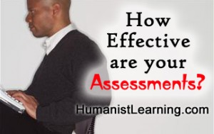 How effective are your assessments?
