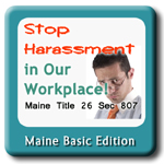 Maine Sexual Harassment Compliance Training