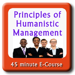 Principles of Humanistic Management