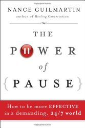 The Power of Pause - a great book to learn how to think critically