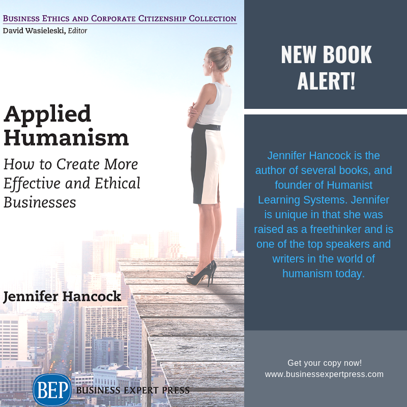Applied Humanism by Jennifer Hancock