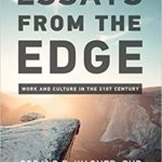 Essays from the edge book cover