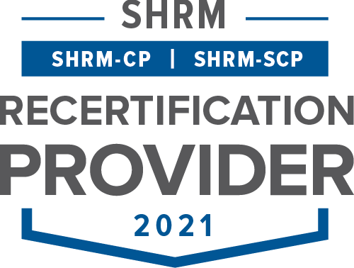 Humanist Learning Systems is a SHRM approved provider